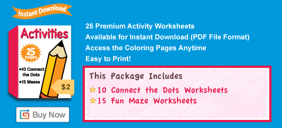 Collection of Premium Activity Worksheets