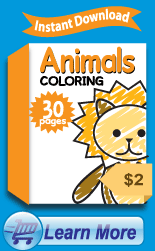 Premium Animal Coloring Pages Collection