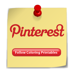 Follow Coloring Printables on Pinterest